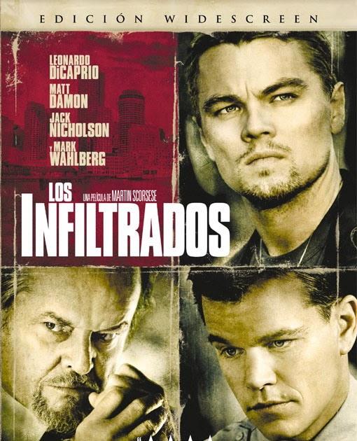 The Departed Martin Scorsese: Infiltrados. Martin Scorsese