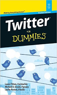 The SMO Book for Learning Twitter for Dummies- Laura Fitton