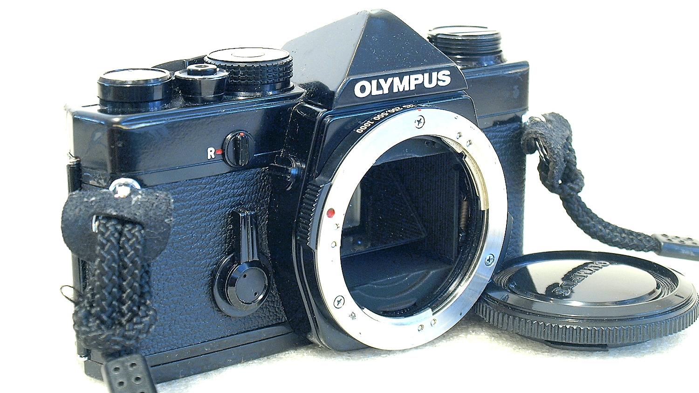 Olympus OM-1n (Black) Body #076