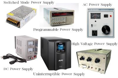 Jenis jenis Power Supply
