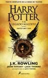 Harry Potter y el legado maldito - Portada