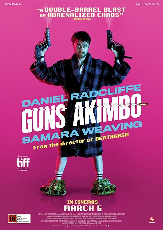Review Filem Guns Akimbo