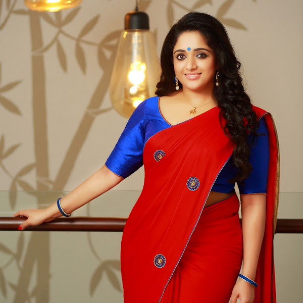 Kavya Madhavan latest photos in saree