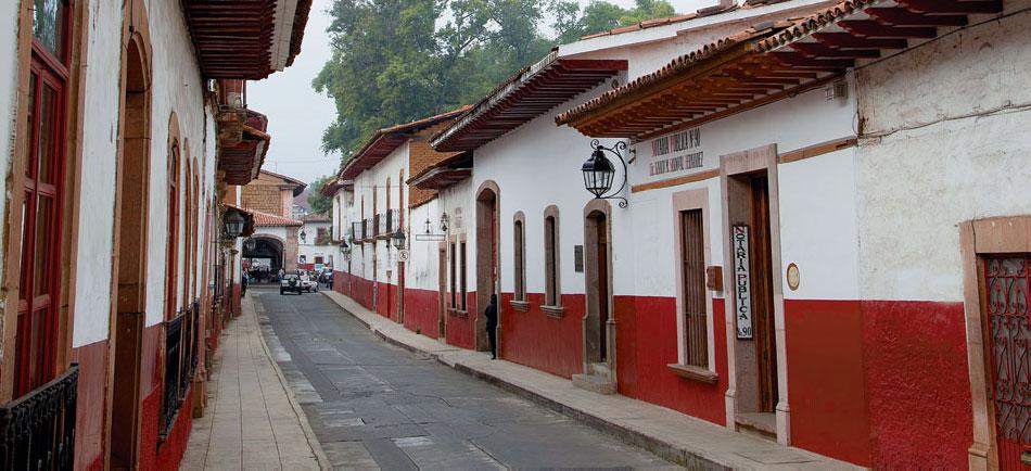 Visita Pátzcuaro Michoacán