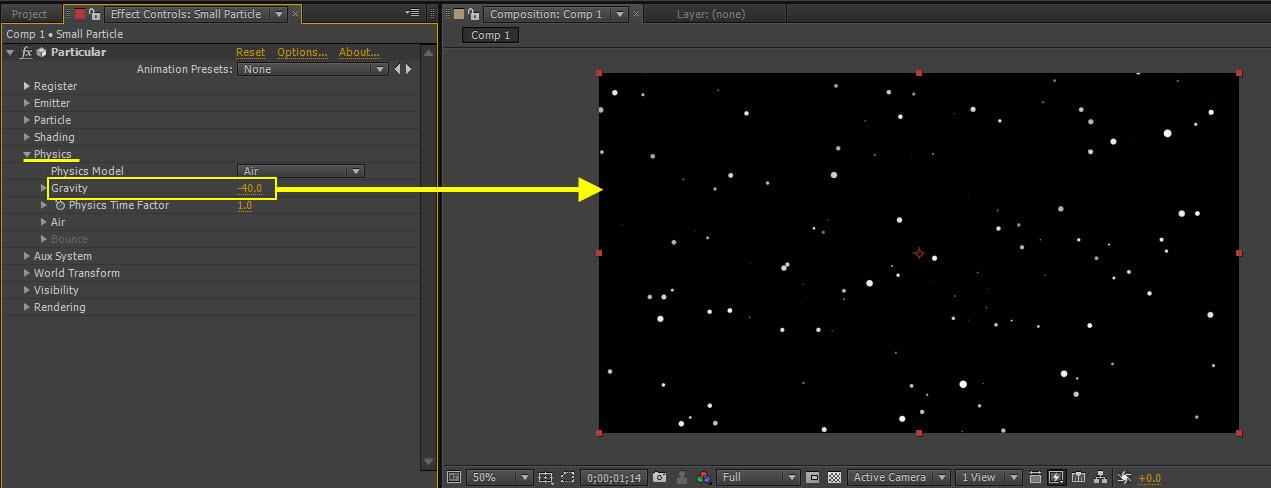 Particle Dot  12