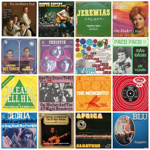 Les versions origilanes des Cnansons de Joe Dassin