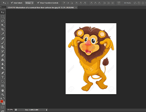 How To Create Clipart In Photoshop