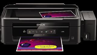 Epson EcoTank L355 driver descargar