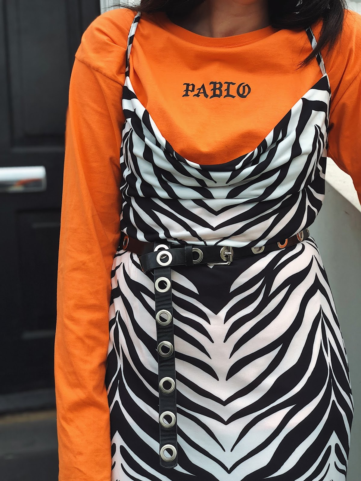 how to stay motivation, motivation tips, January motivation, asos zebra dress, asos tiger dress, fashion blogger animal print,