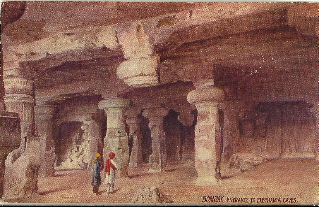 elephanta caves paintings - photo #39