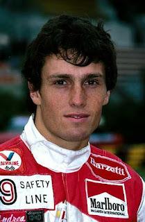 De Cesaris raced for 15 seasons in Formula 1 but never won