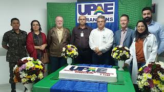 UPAE Garanhuns comemora seis anos com momento de bênção
