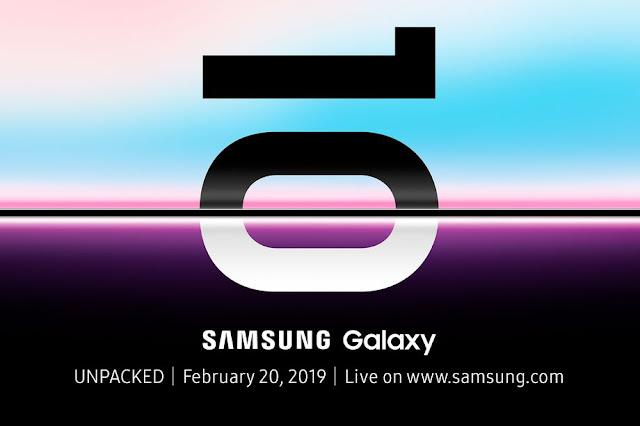 samsung galaxy s10 is coming on february 20 - qasimtricks