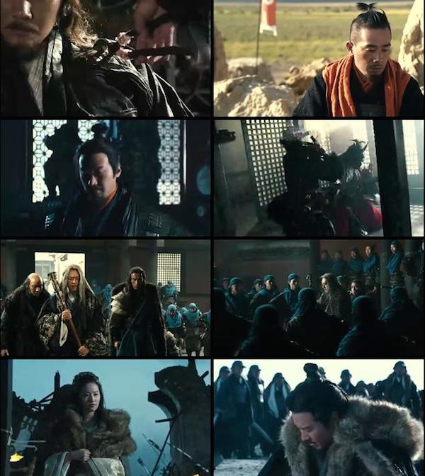 White Vengeance 2011 Hindi Dubbed BluRay 480p