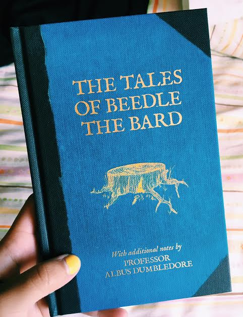 Book Review: The Tales of Beedle the Bard by J.K. Rowling