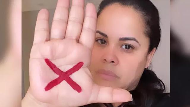 """Cassiane sobre agressão: """"Sou a favor da denúncia"""""""