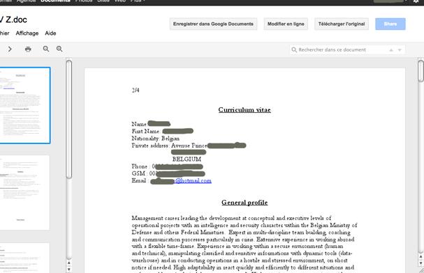 consultant intelligence  u00e9conomique et strat u00e9gique  u00e0 bruxelles  novembre 2011