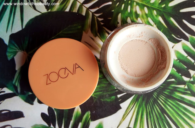 Zoeva Authentik Skin Finishing Powder honest review