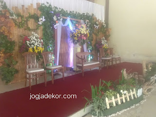 Dekorasi Wedding Yogyakarta