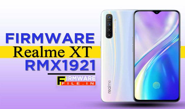 Realme XT Firmware RMX1921 Flash File