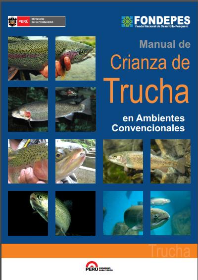 Manual de crianza de trucha libros de veterinaria gratis for Crianza de truchas en lagunas