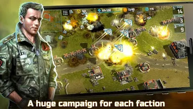صورة  لعبة Art of War 3 PvP RTS