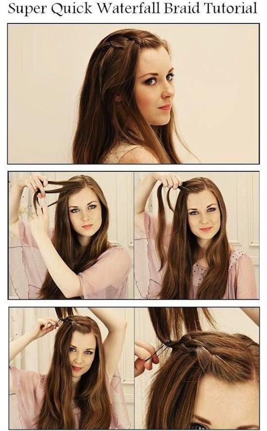 Cute Girls Hairstyles So Easy Just 10 Minutes Cute Girls
