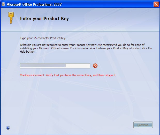 free download microsoft office professional 2007 full with activation key