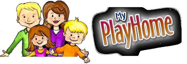 تحميل لعبة my play home