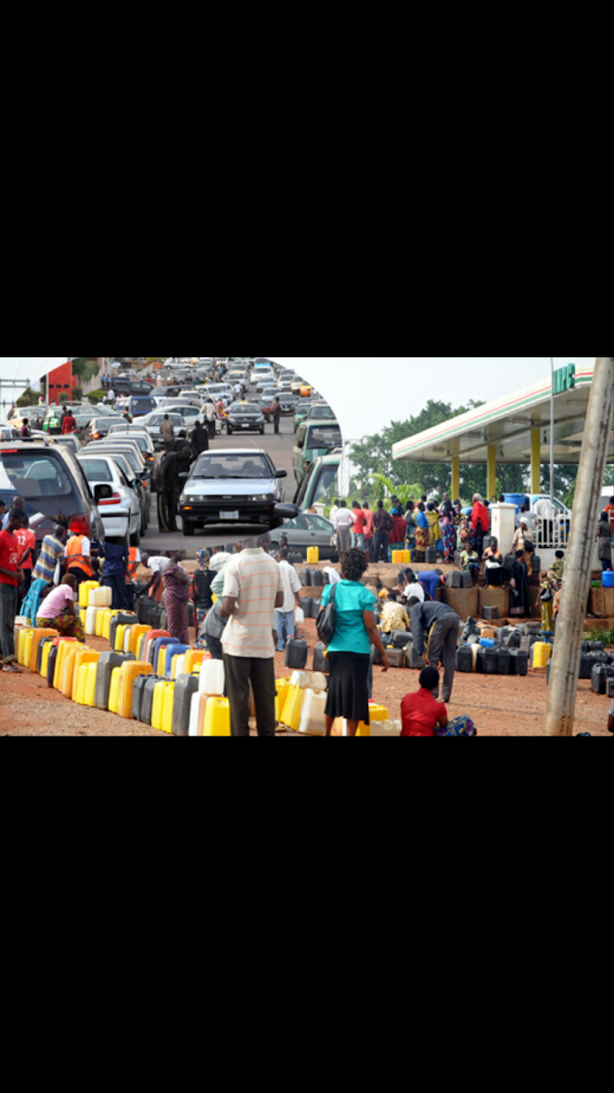 NNPC BLAMES MARKETERS FOR FUEL SCARCITY