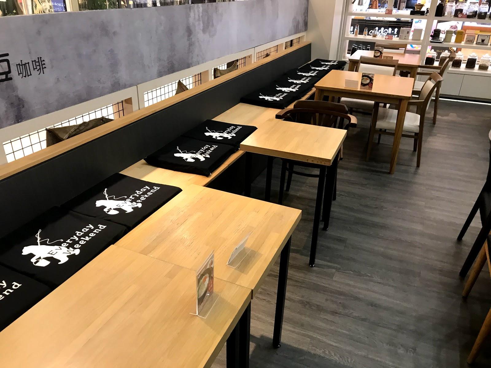 |鼓豆咖啡|隱藏在新光三越西門店的低調好店|人氣 No.1 鼓豆捲 配上卡士達醬 酸甜好滋味 |[台南中西區]