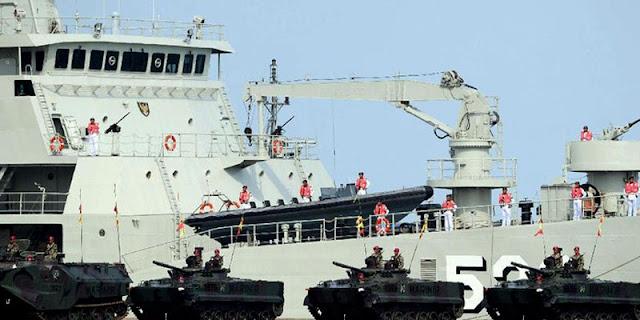 Rp 1.700 Triliun Untuk Sektor Pertahanan Berasal Dari Utang, Rakyat Makin Terbenani