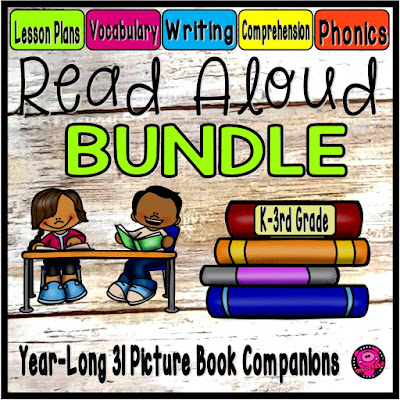https://www.teacherspayteachers.com/Product/Reading-Comprehension-Year-Long-Lesson-Plans-and-Activities-BUNDLE-3068941