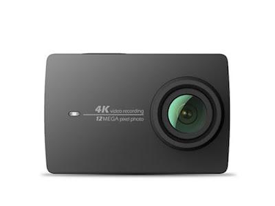 Harga dan Spesifikasi Xiaomi Yi 4K Action Cam Terbaru