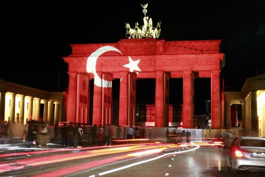 Τουρκία και Γερμανία, δύο επικίνδυνοι συνέταιροι