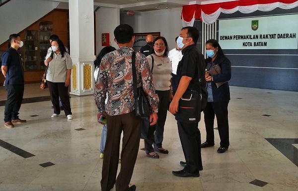 Kunker Komisi II dan III DPRD Samosir, Bahas TPST dan UMKM Batam