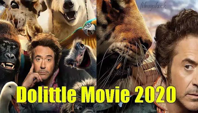 Dolittle Full Movie Download In English And Hindi Dubbed 720p