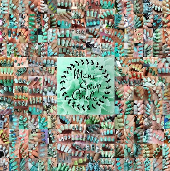 Mani Swap Circle Mint April 2017