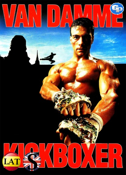 Kickboxer (1989) HD 720P LATINO/INGLES