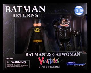 Vinimates DC Comics Catwoman Vinyl Figure