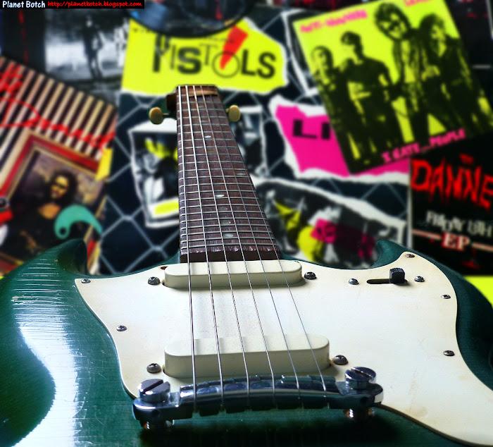 punk rock guitar