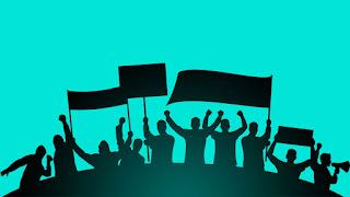 Kaum Muslimin Wajib Tinggalkan Demokrasi