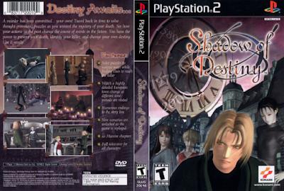 Download Game PPSSPP Shadow Of Destiny ISO Ukuran Kecil Terbaru