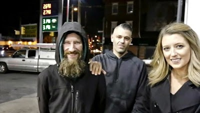 Weird! Homeless Man Sues Couple Who Raised $400k To Help Him (Photos)