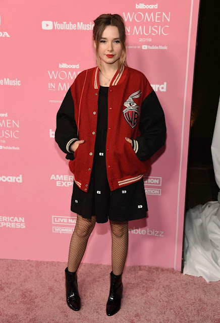 Lydia Night Clicks at Billboard Women in Music 2019 in Los Angeles 12 Dec-2019
