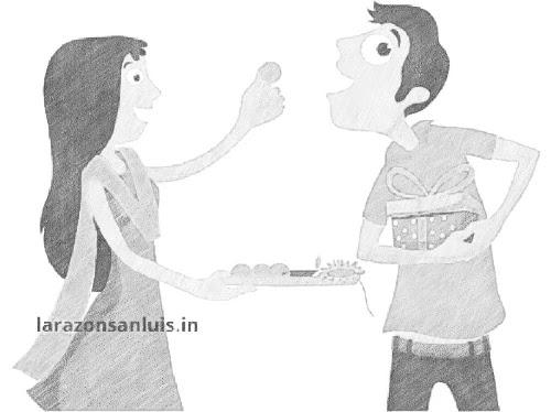 Raksha Bandhan Drawing - rakhi drawing