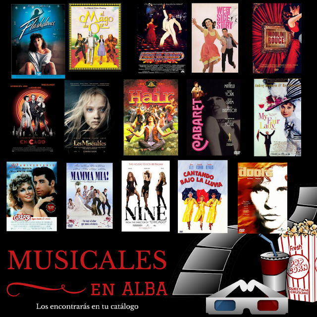 """""""Musicales"""" en la BUM."""