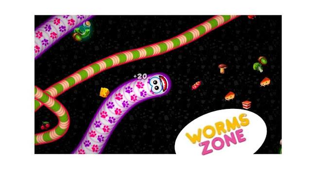 تحميل  لعبة Worms Zone Mod APK | اخر إصدار 2020