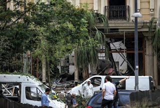 Car Bomb in Istanbul Turkey Kills 11 injuries 36