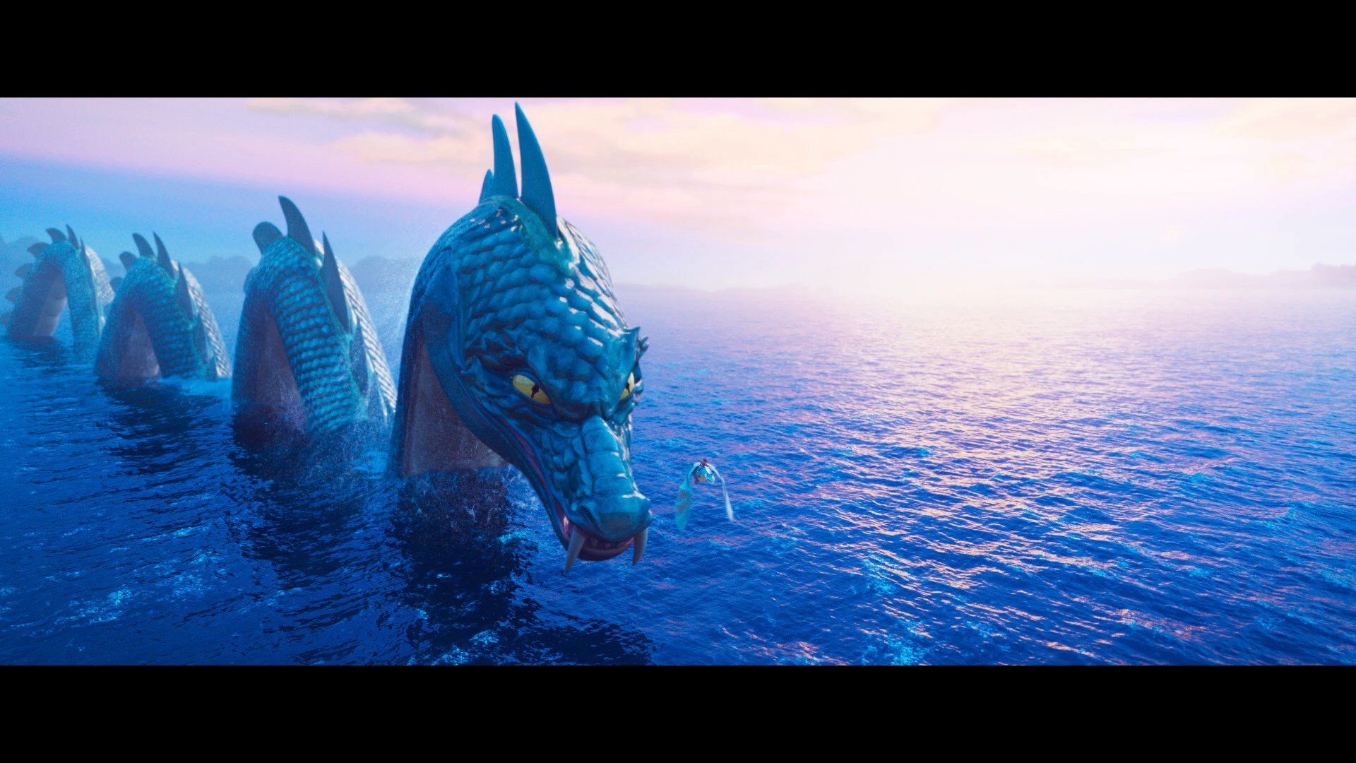 El jinete del dragón (2020) 1080p Remux Latino